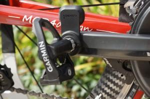 Garmin Vector 2 mit Pedalsender
