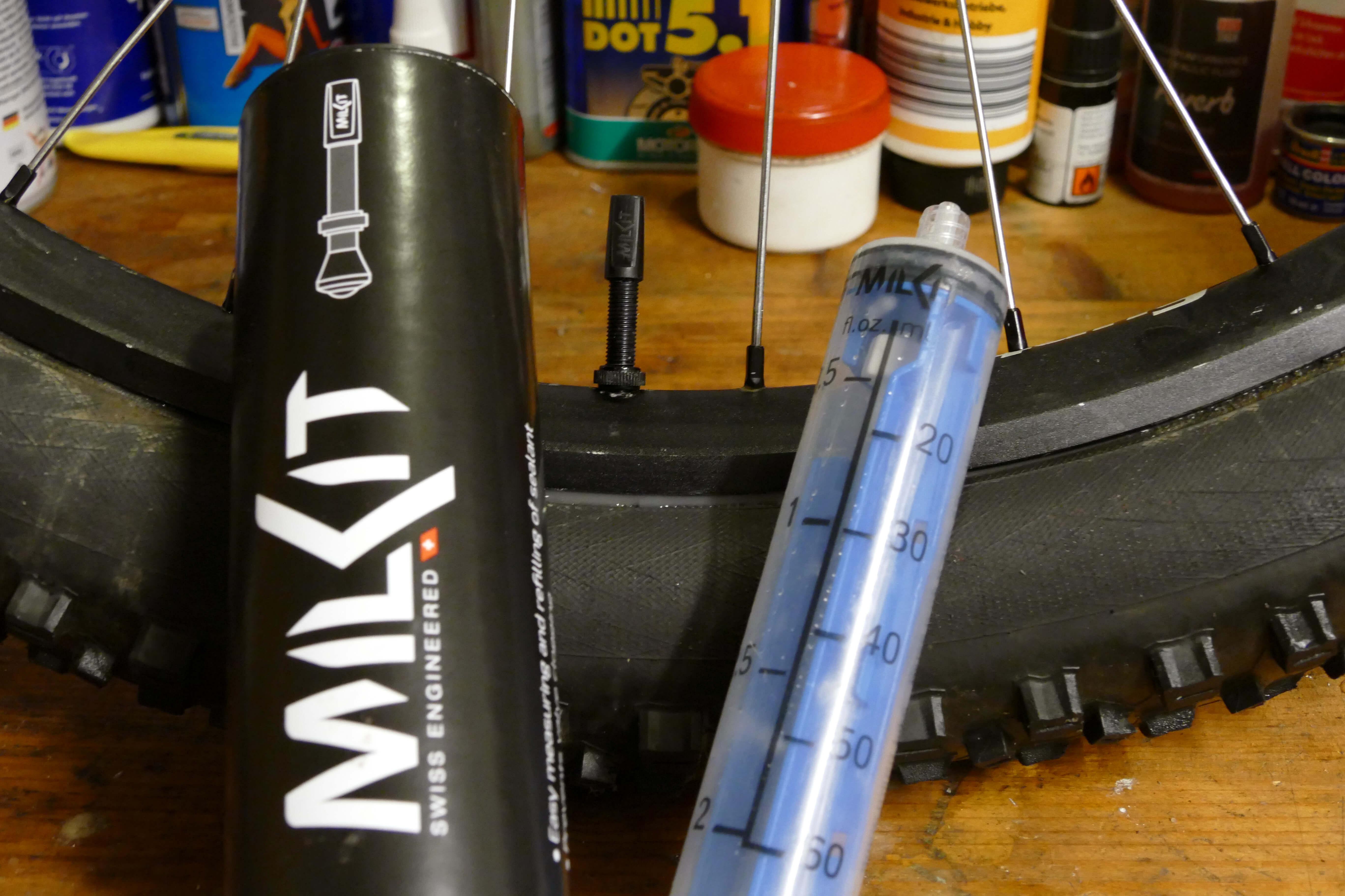 milKit - Die neue Tubeless-Lösung
