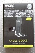 CEP Cycle Socks verpackt