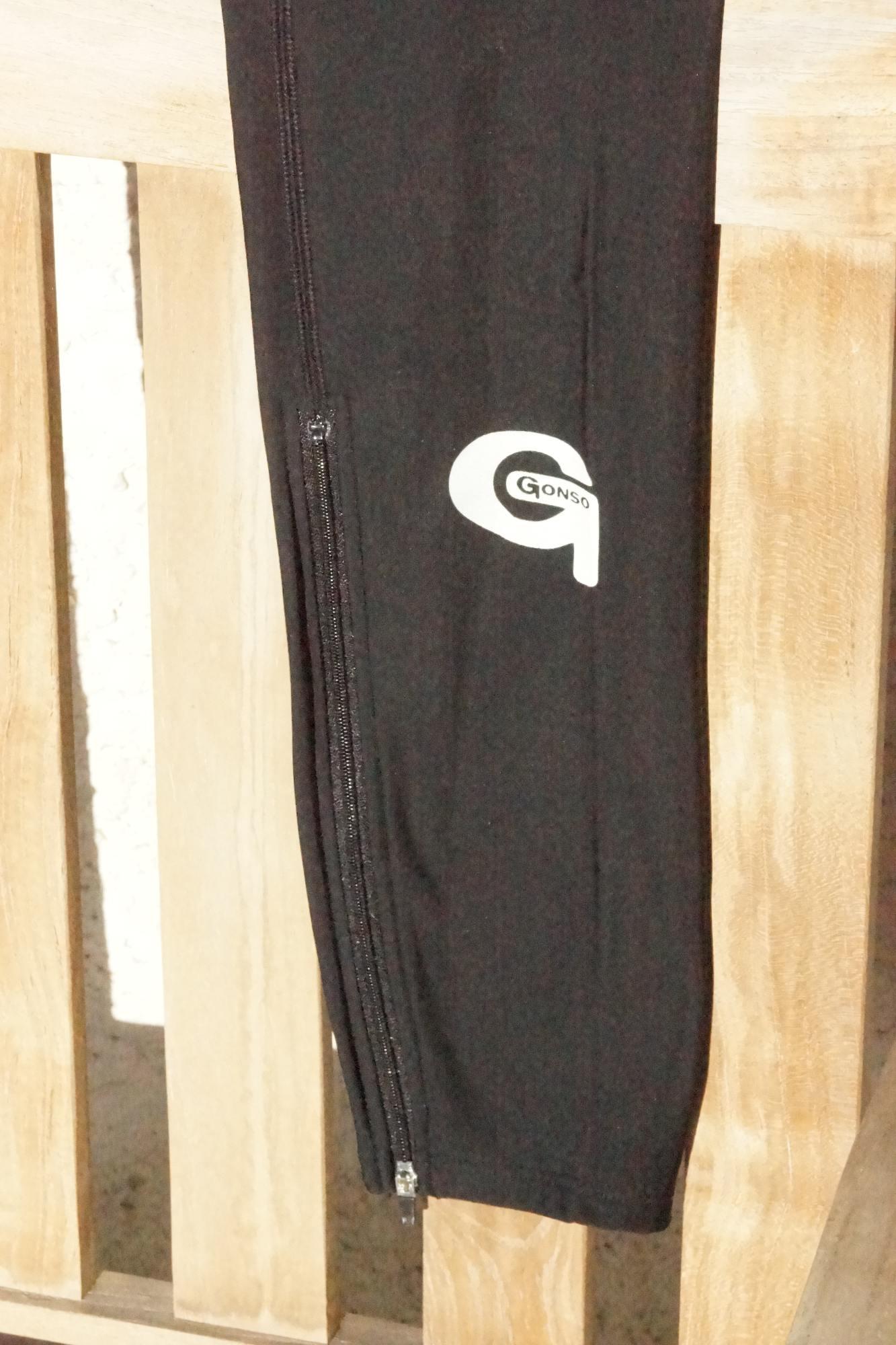 Gonso Thermo Beinlinge mit Reißverschluss