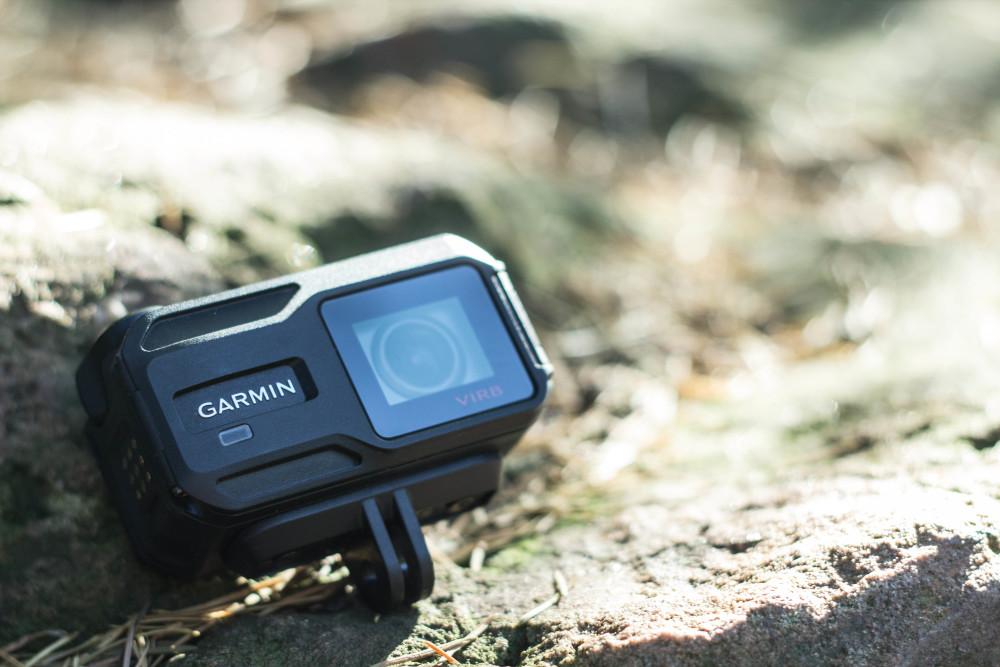 Mit GPS und Co wird die Garmin Virb XE zu einem echten Konkurrenten für die GoPro Hero 4 Silber