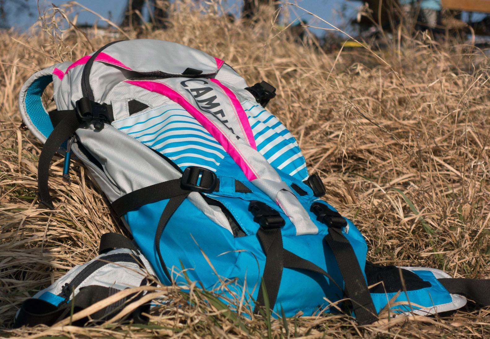 Ein Rucksack mit vielen kleinen Detaillösungen