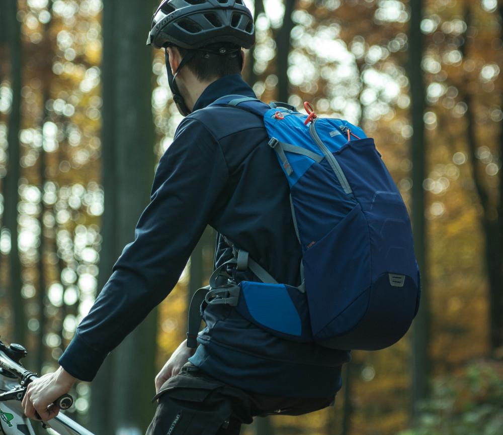 Der MSG rotation180° Trail - Ein Fotorucksack mit interessanten Eigenschaften.