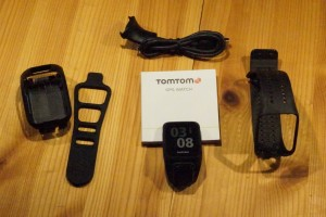 TomTom-Spark-Cardio: Lieferumfang