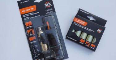 SKS Airchamp Pro mit Ersatzkartuschen