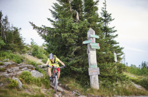 Mountainbiken im Bayrischen Wald  - © Marco Felgenhauer / Woidlife Photography