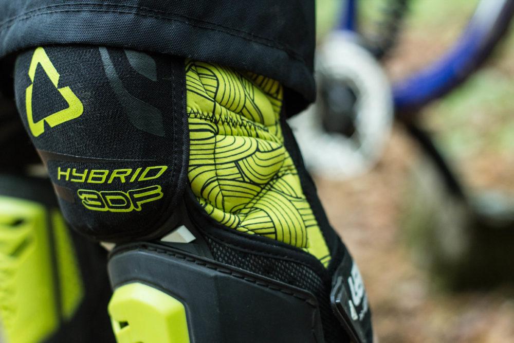 Dank der Kombination aus Hartplastik und weichem 3df Schaum lässt sich es sich gut pedalieren