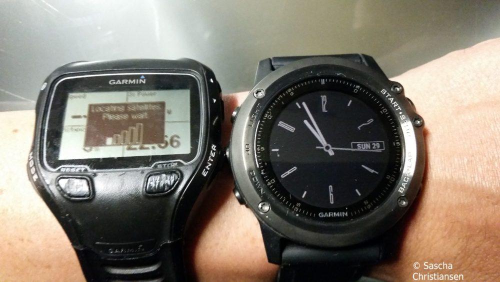Fenix 3 Vergleich mit 910 XT