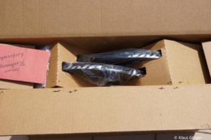 Rolf Prima Ares6 kompakt verpackt