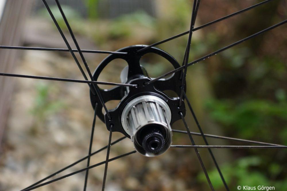 Rolf Prima Ares6 Hinterradnabe mit Freilaufkörper