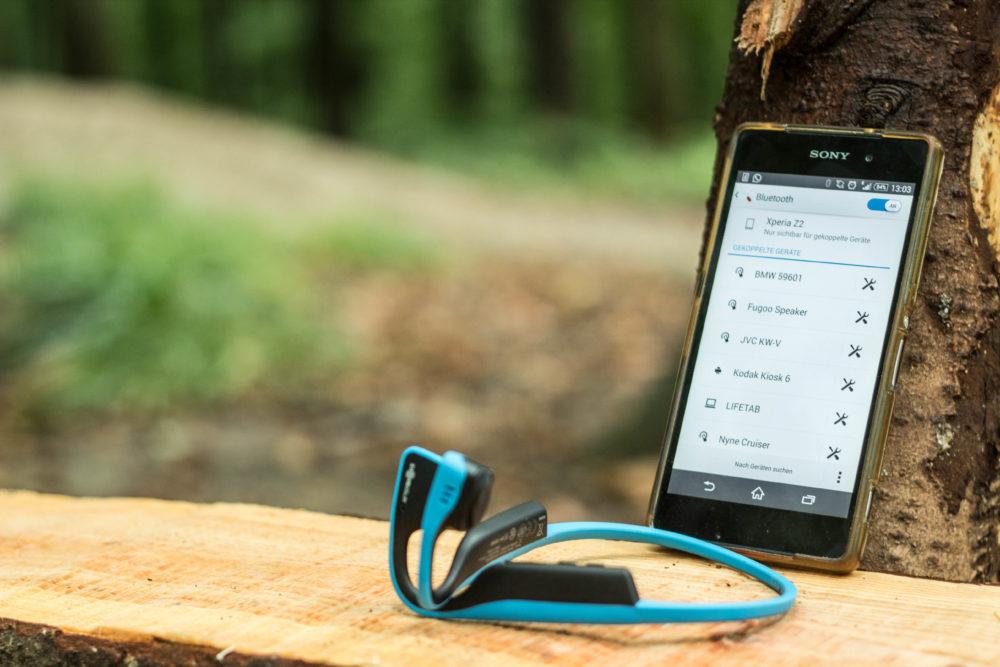 Fixe Sache - Verbindung mit dem Smartphone