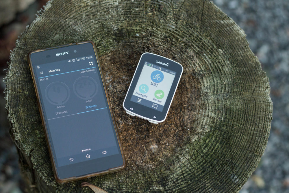 Funktioniert reibungslos - Die Verbindung via Bluetooth
