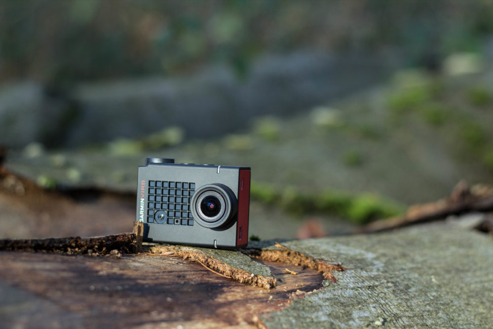 Rank und Schlank - Die neue Garmin Virb Ultra 30