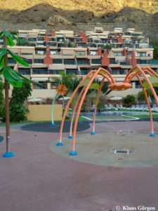 Cordial Mogán Valle: Kinderspielplatz