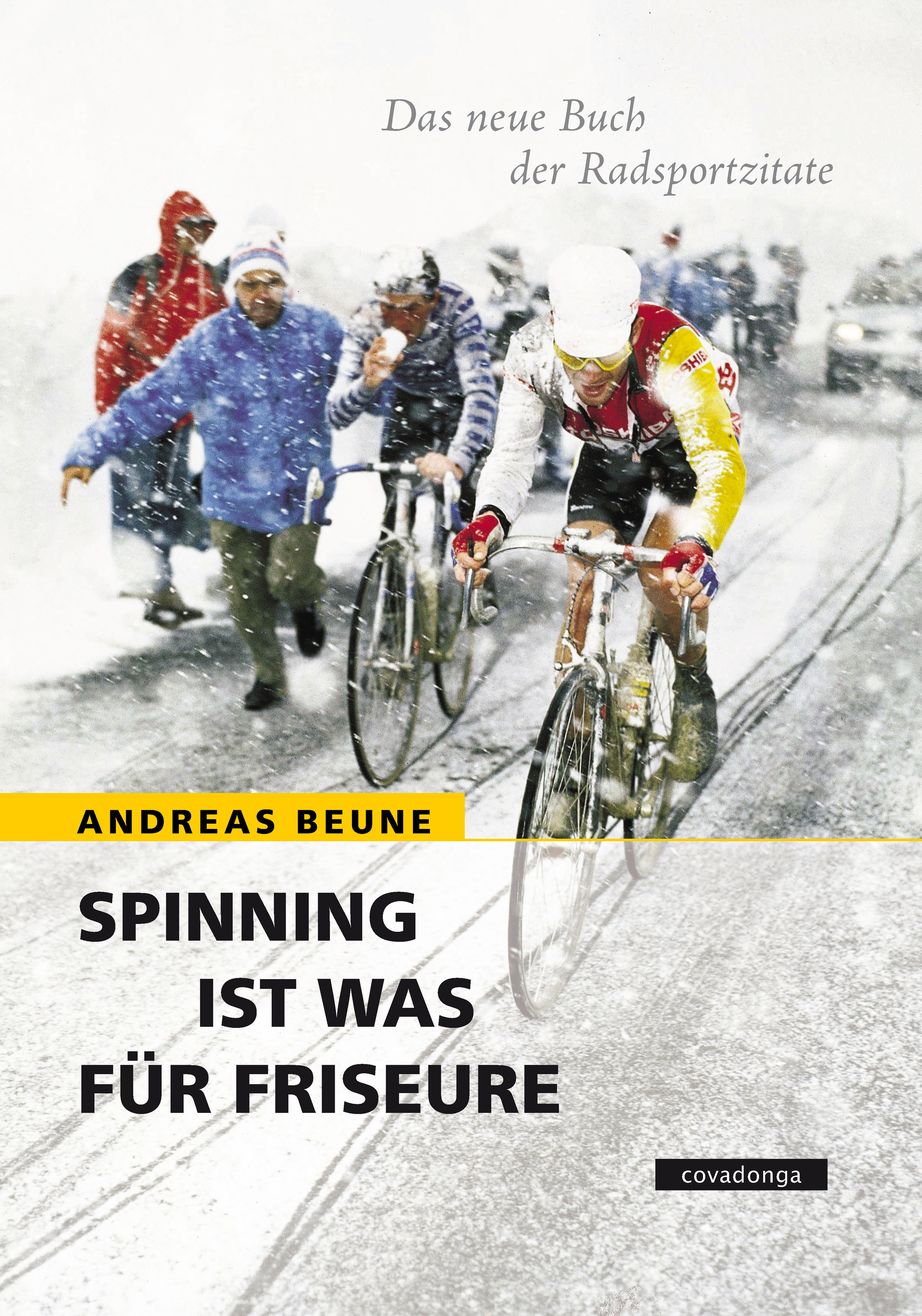 Spinning by Covadonga Verlag