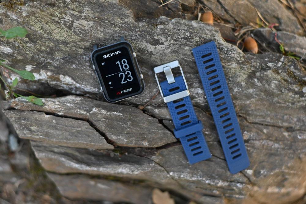 Losgelöst - Uhr und Armband lassen sich einfach trennen