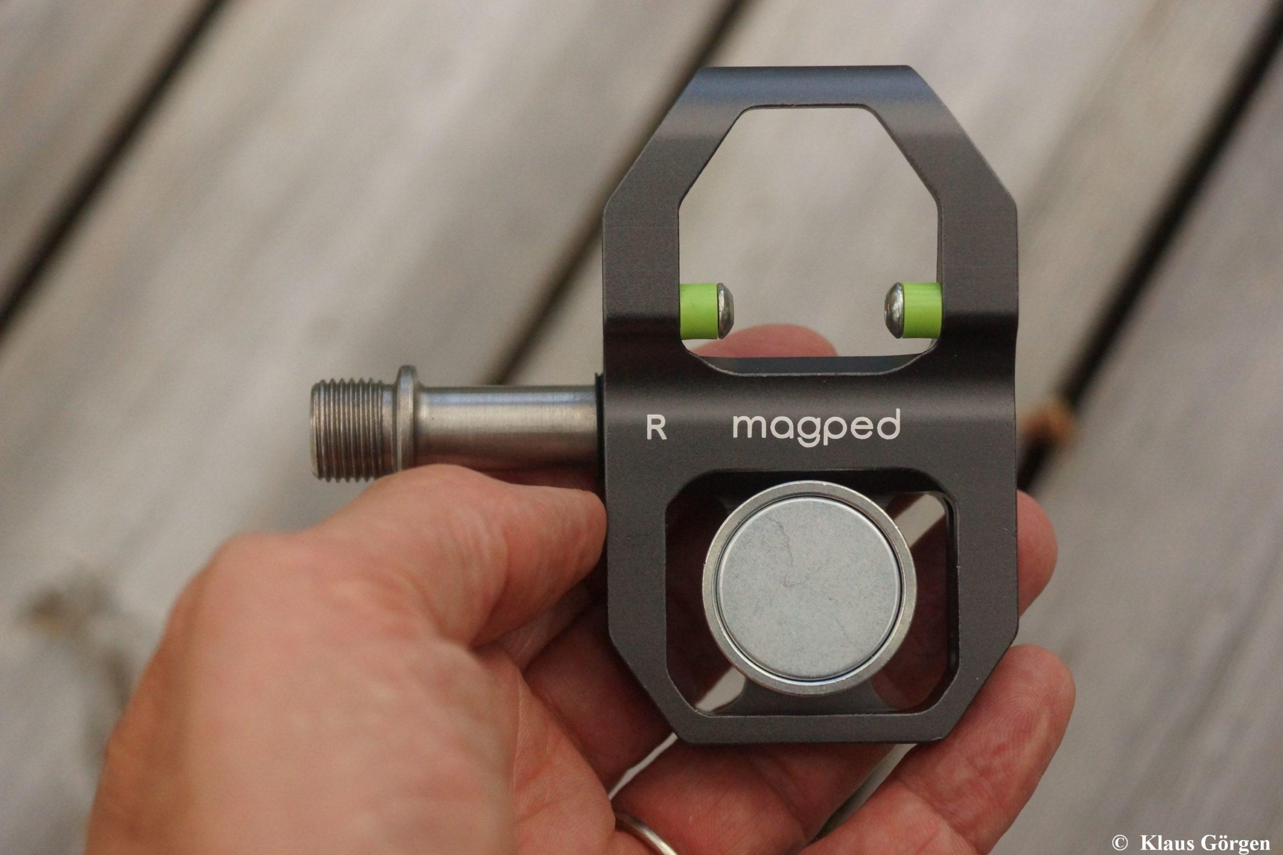 Das magped road Pedal