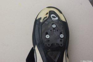 Montage der Schuhplatte Teil1, Magnetplatte anschrauben