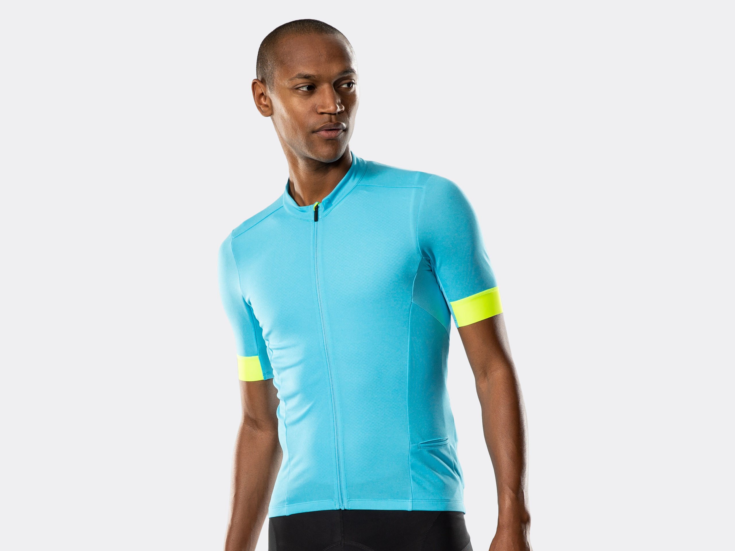 Bontrager Velocis Endurance Jersey in bluelight