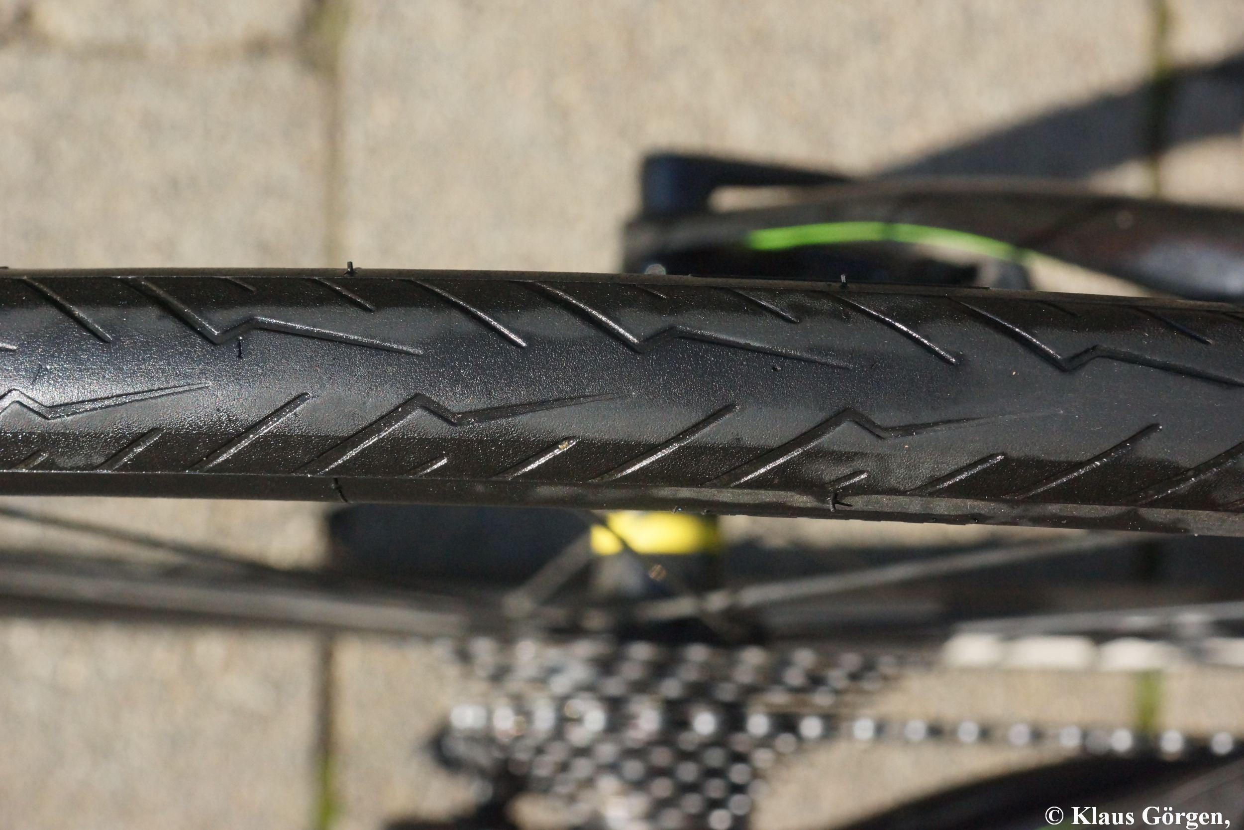 Pirelli Cinturato™ Velo nach 2.000 km fast wie neu
